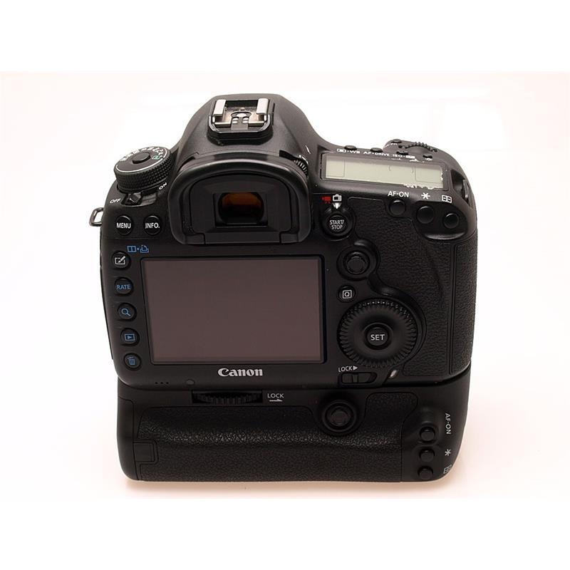 Canon EOS 5D III Body + BG-E11 Grip Thumbnail Image 1