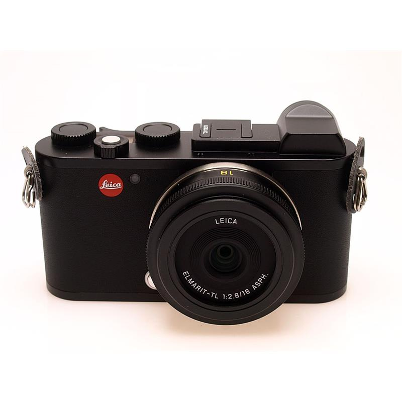 Leica CL + 18mm F2.8 - Silver Anodized Thumbnail Image 0
