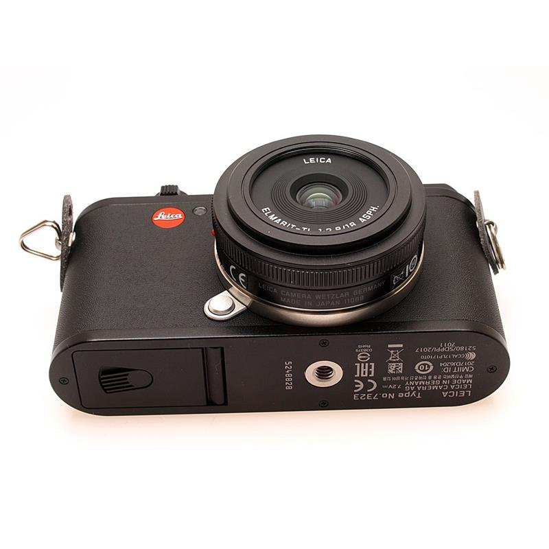 Leica CL + 18mm F2.8 - Silver Anodized Thumbnail Image 2