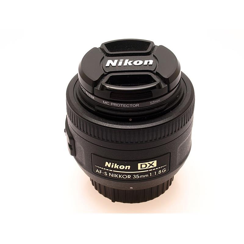 Nikon 35mm F1.8 G AFS DX Thumbnail Image 0
