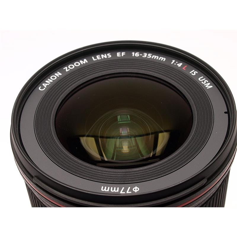 Canon 16-35mm F4 L IS USM Thumbnail Image 1