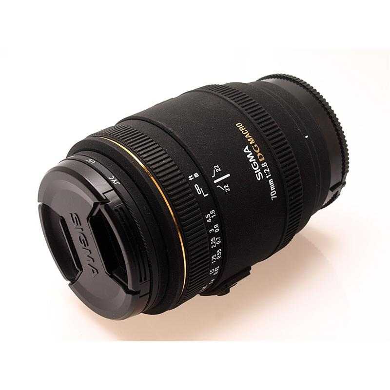 Sigma 70mm F2.8 EX DG Macro - Sony AF Thumbnail Image 0