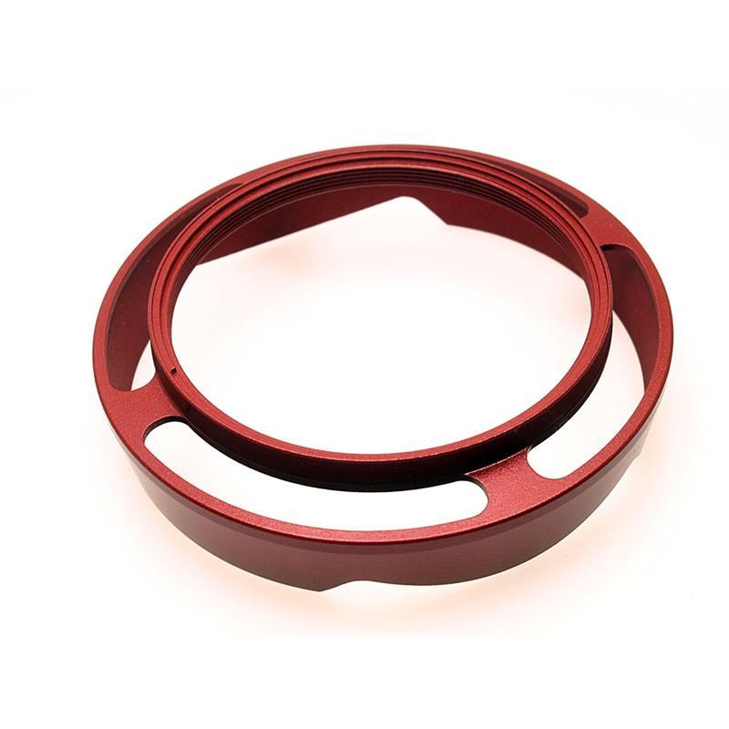 Overgaard Red Metal Lens Hood for Q/Q2 Thumbnail Image 1