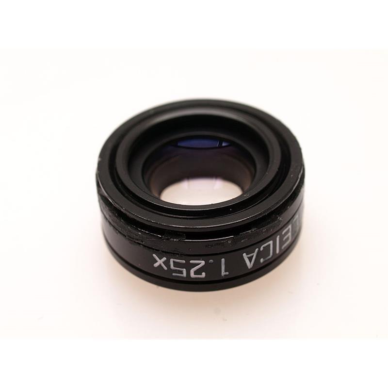 Leica 1.25x Viewfinder Magnifier Thumbnail Image 0