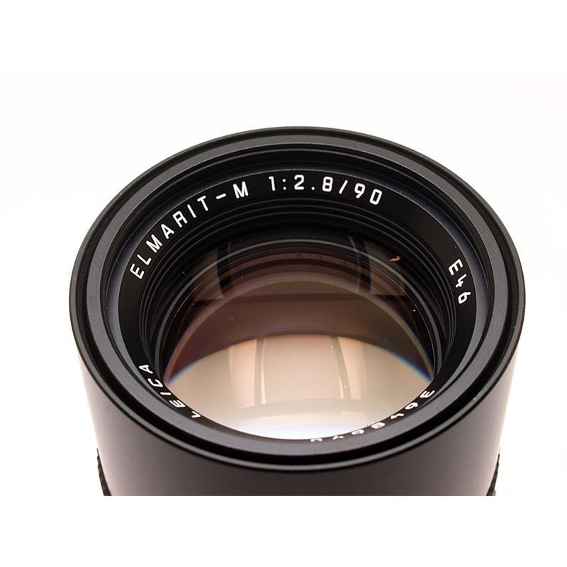 Leica 90mm F2.8 M Black Thumbnail Image 1