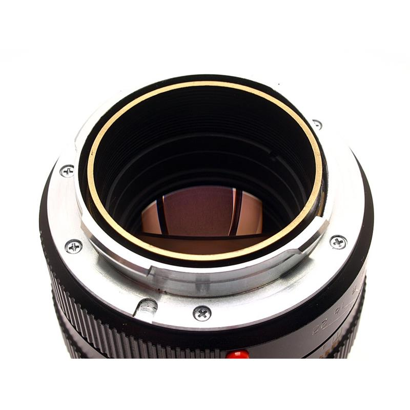Leica 90mm F2.8 M Black Thumbnail Image 2