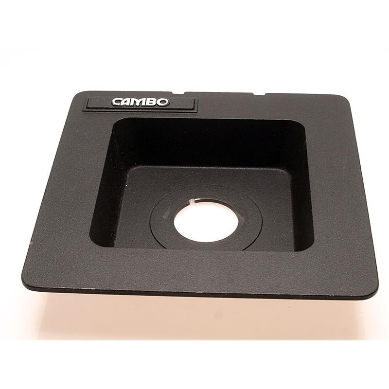Cambo Recessed Lens Panel No 0 Image 1