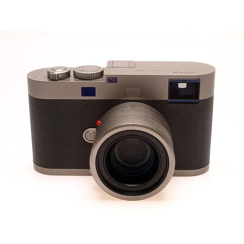 Leica M + 35mm F1.4 Asph 60th Edition Set Image 1