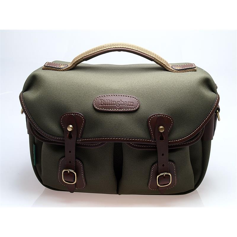 Billingham Hadley Pro Small - Sage/Chocolate Image 1