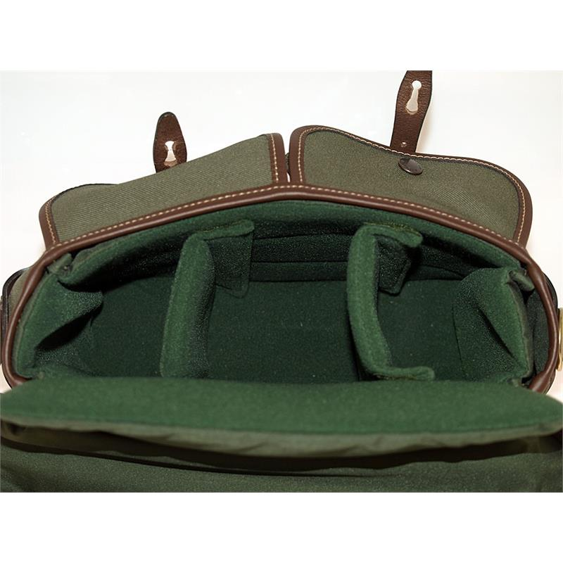 Billingham Hadley Pro Small - Sage/Chocolate Thumbnail Image 2
