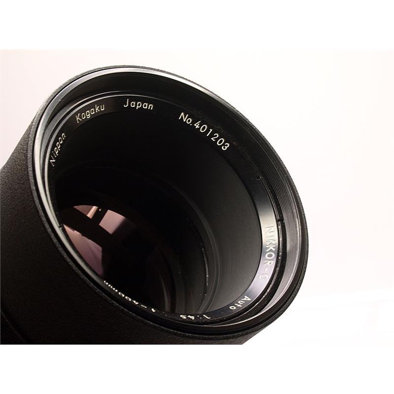 Nikon 400mm F4.5 Non AI Thumbnail Image 1
