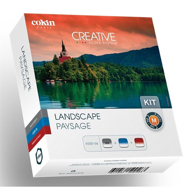 Cokin Landscape Kit Series P (M)  Image 1