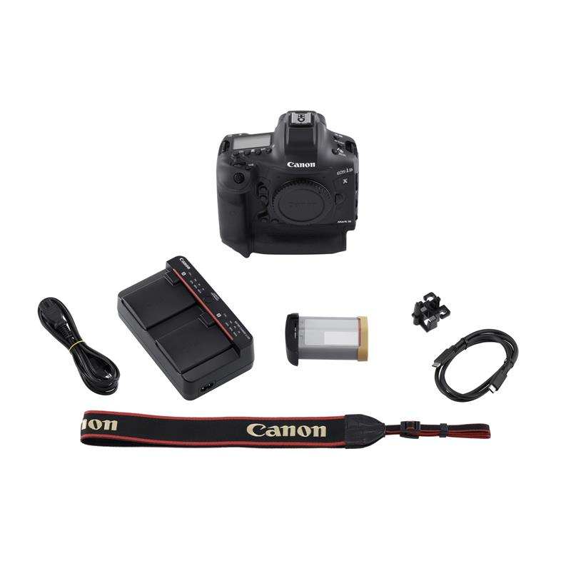 Canon EOS 1DX III Body Only - Black Thumbnail Image 3