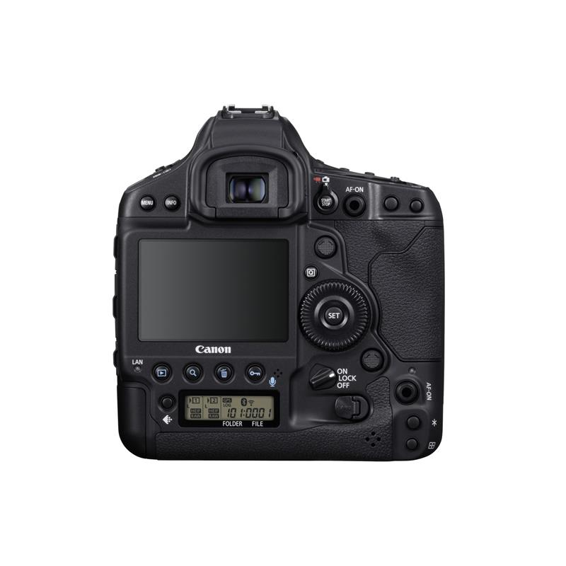 Canon EOS 1DX III Body Only - Black Voucher Code CAN500 Thumbnail Image 1