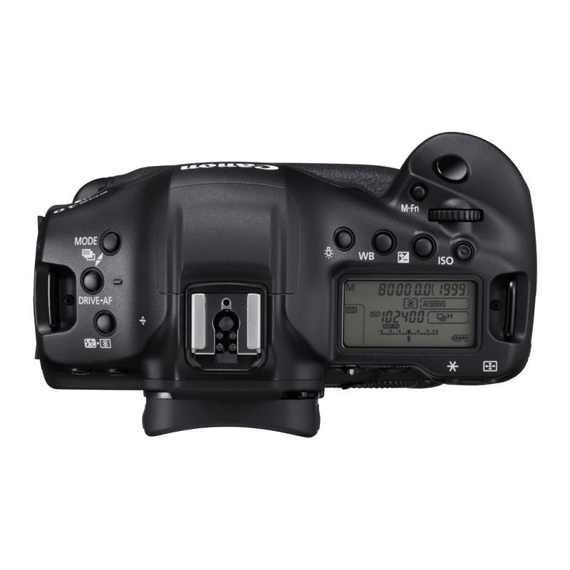 Canon EOS 1DX III Body Only - Black Thumbnail Image 2