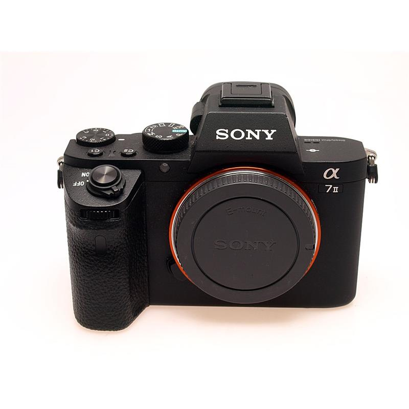 Sony Alpha A7 II Body Only Thumbnail Image 0
