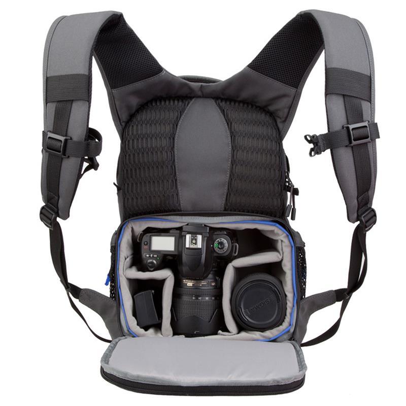 Benro Swift 100 Backpack - Blue Thumbnail Image 1