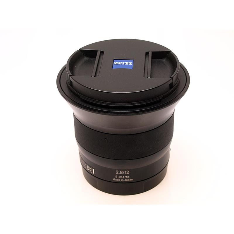 Zeiss 12mm F2.8 Touit - Sony E Thumbnail Image 0