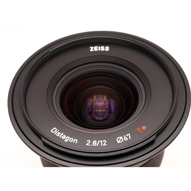 Zeiss 12mm F2.8 Touit - Sony E Thumbnail Image 1
