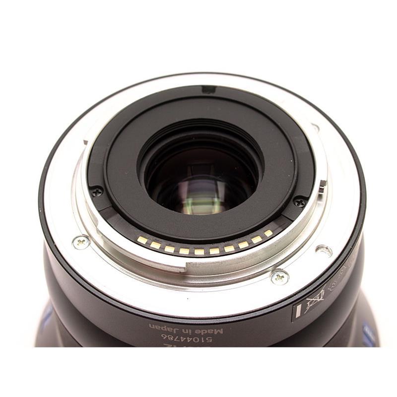 Zeiss 12mm F2.8 Touit - Sony E Thumbnail Image 2
