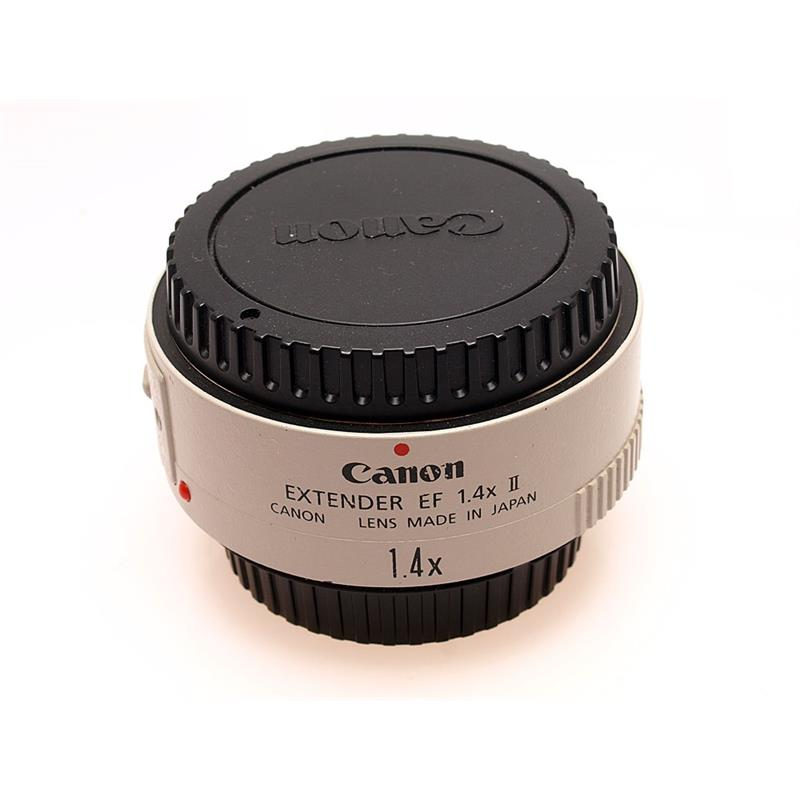 Canon 1.4x EF II Extender Thumbnail Image 0