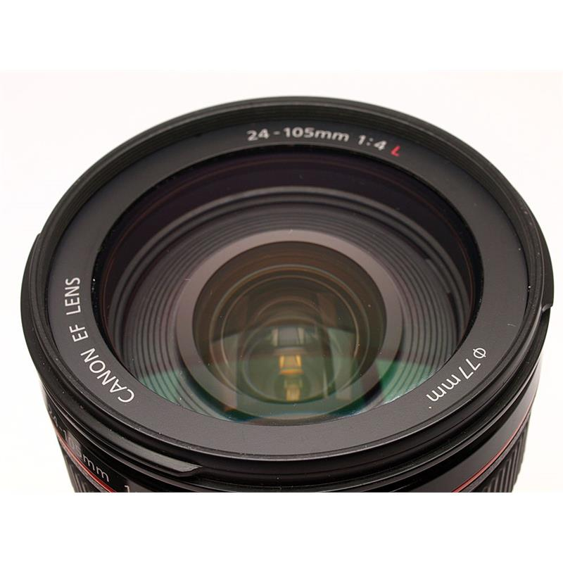 Canon 24-105mm F4 L IS USM Thumbnail Image 1