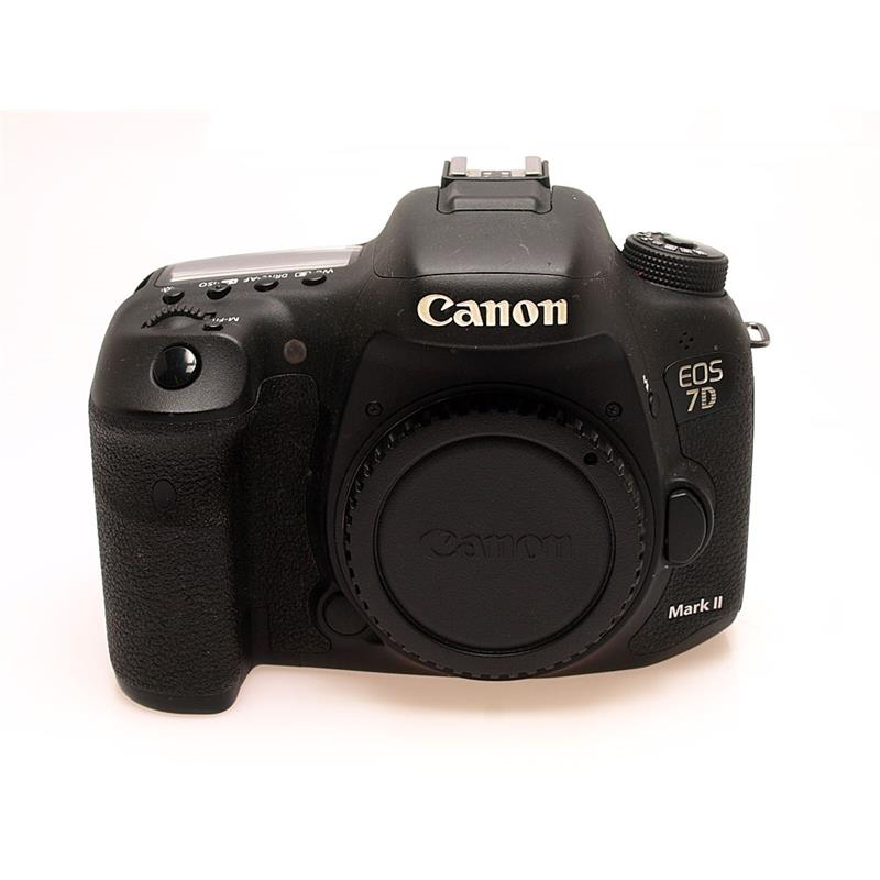 Canon EOS 7D II Body Only Thumbnail Image 0