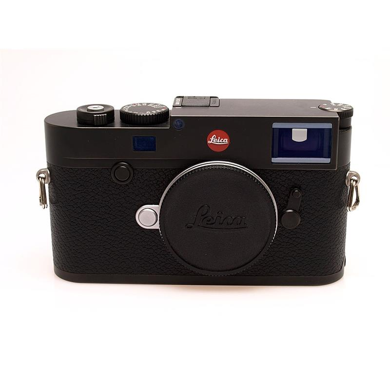 Leica M10 Body Only - Black Image 1