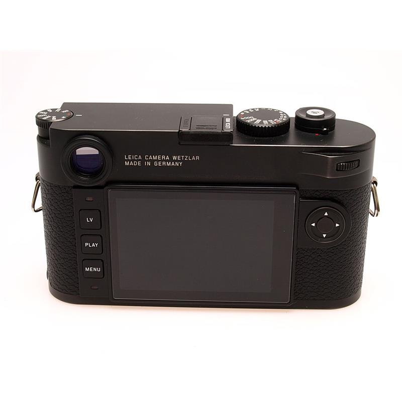Leica M10 Body Only - Black Thumbnail Image 1