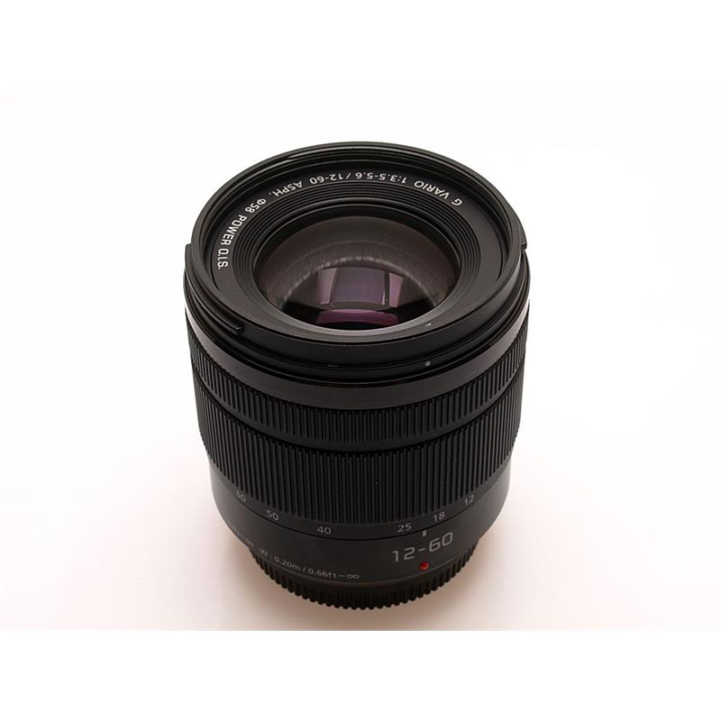 Delta 12-60mm F3.5-5.6 G Vario OIS Thumbnail Image 0