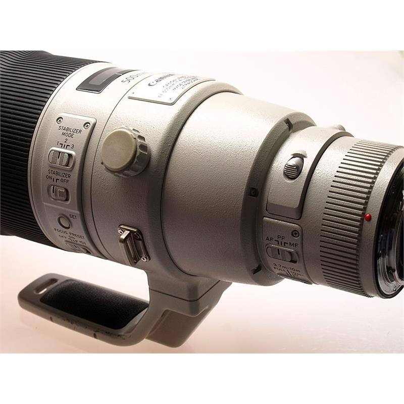 Canon 500mm F4 L IS USM II Thumbnail Image 3