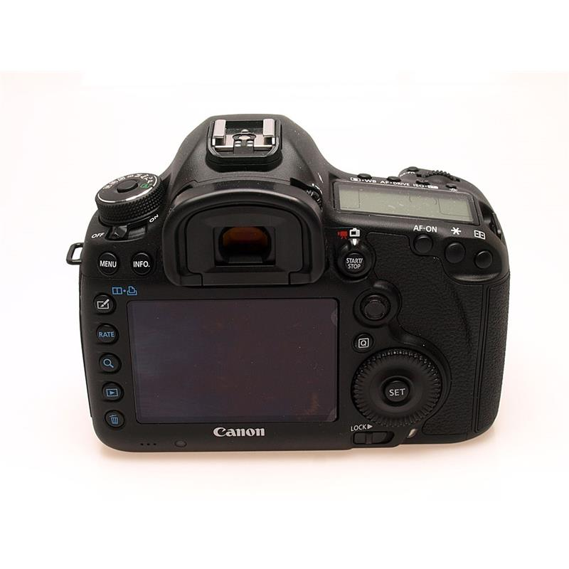 Canon EOS 5D III Body Only Thumbnail Image 1