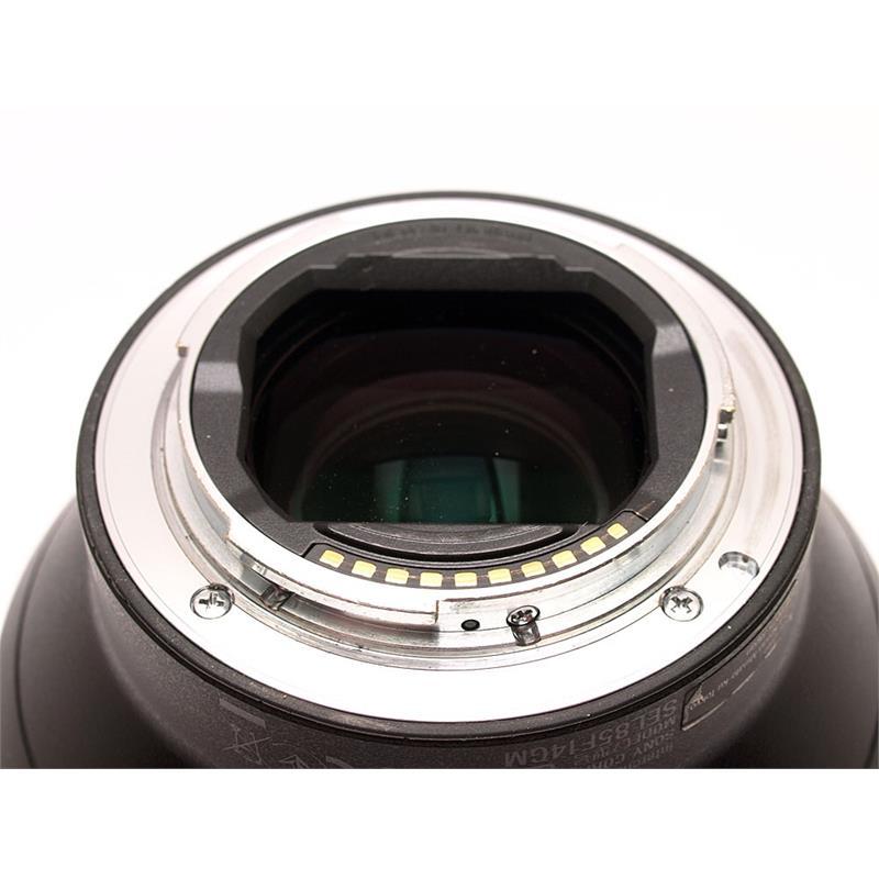 Sony 85mm F1.4 GM FE G Master Thumbnail Image 2