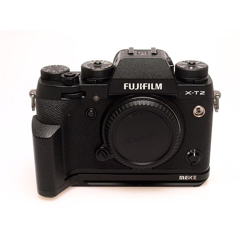 Fujifilm X-T2 Body + MHG-XT2 Handgrip Thumbnail Image 0