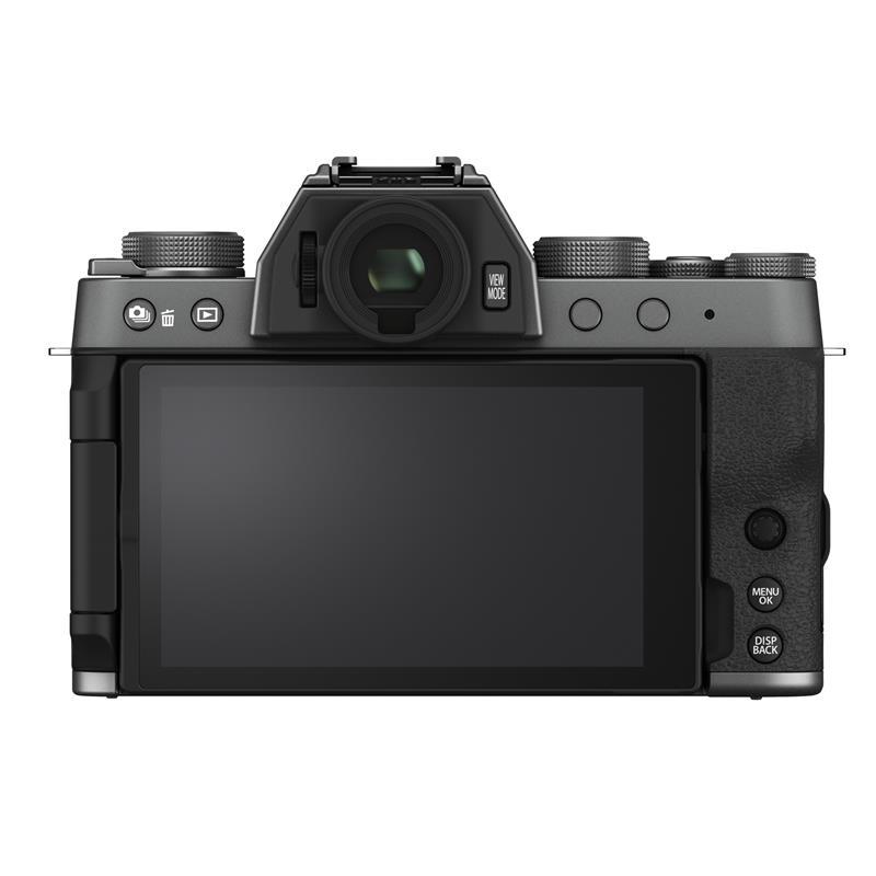 Fujifilm X-T200 + 15-45mm XC - Dark Silver / Black Thumbnail Image 1