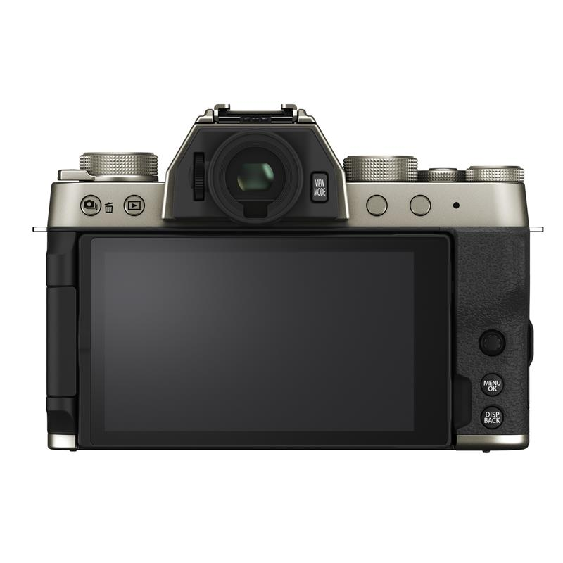 Fujifilm X-T200 + 15-45mm XC - Champagne Gold / Black Thumbnail Image 1