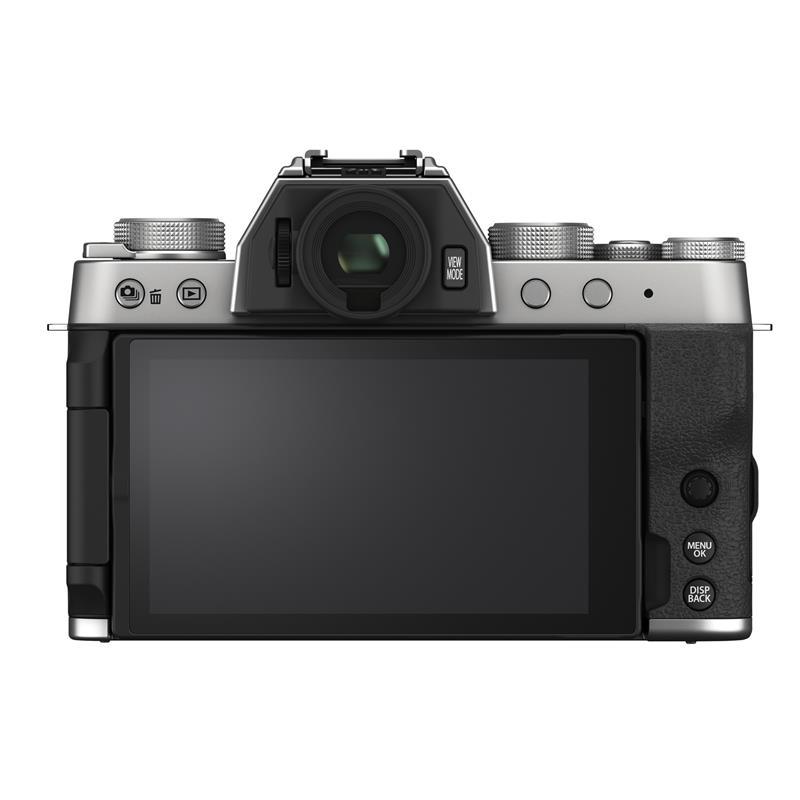 Fujifilm X-T200 + 15-45mm XC - Silver / Black Thumbnail Image 1