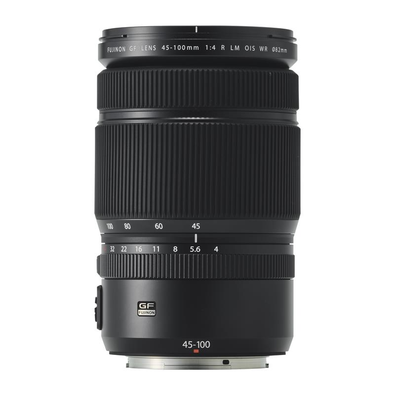 Fujifilm 45-100mm F4 R LM OIS WR - GFX Series  Thumbnail Image 1