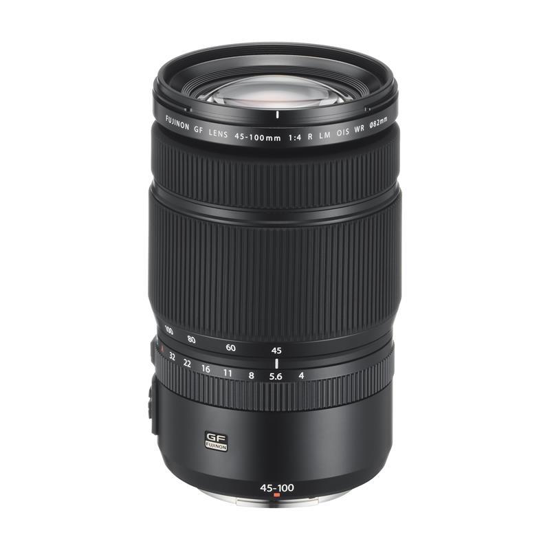 Fujifilm 45-100mm F4 R LM OIS WR - GFX Series  Thumbnail Image 0