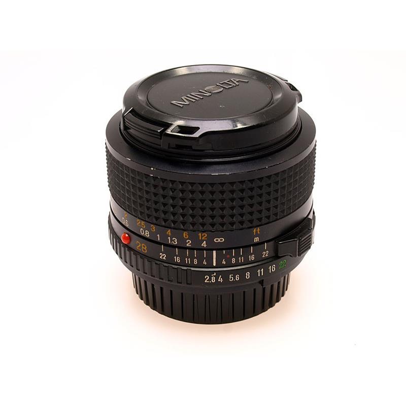 Minolta 28mm F2.8 MD Thumbnail Image 0