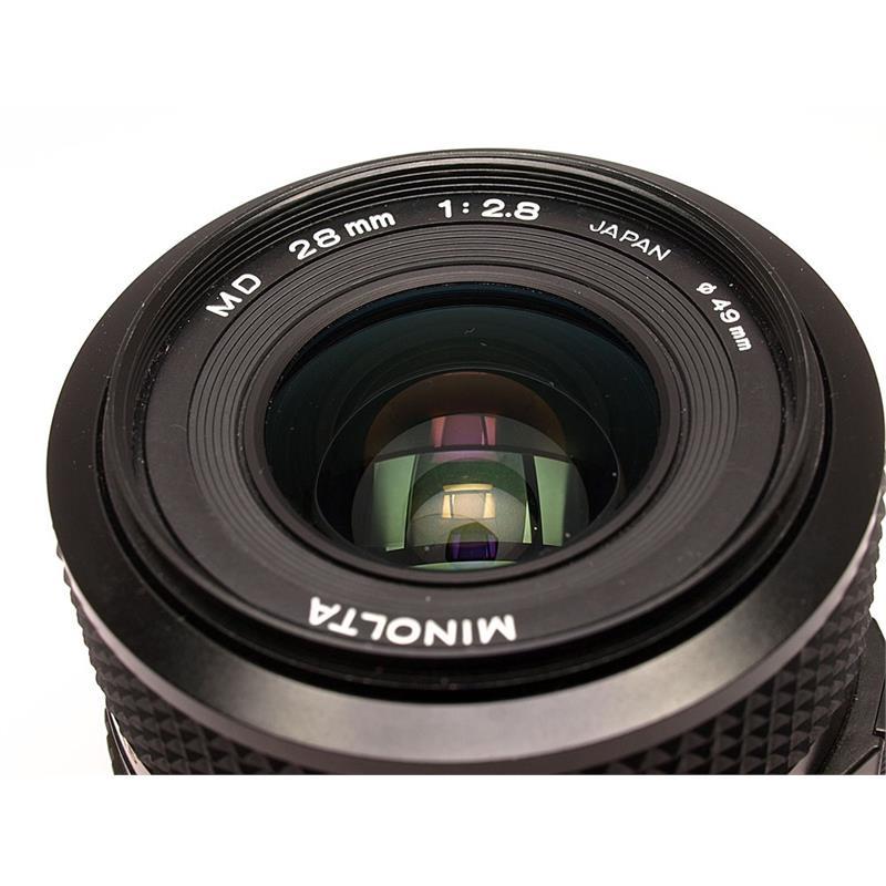 Minolta 28mm F2.8 MD Thumbnail Image 1
