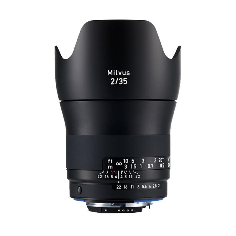 Zeiss 35mm F2 Milvus ZF.2 Image 1