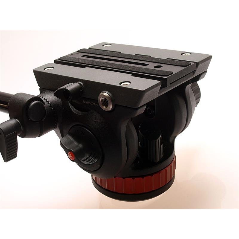 Manfrotto MVH502AH Pro Video Head Thumbnail Image 1