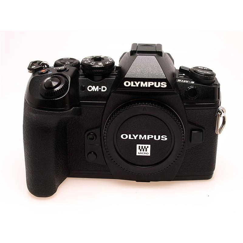 Olympus OM-D E-M1 II Body Only Thumbnail Image 0