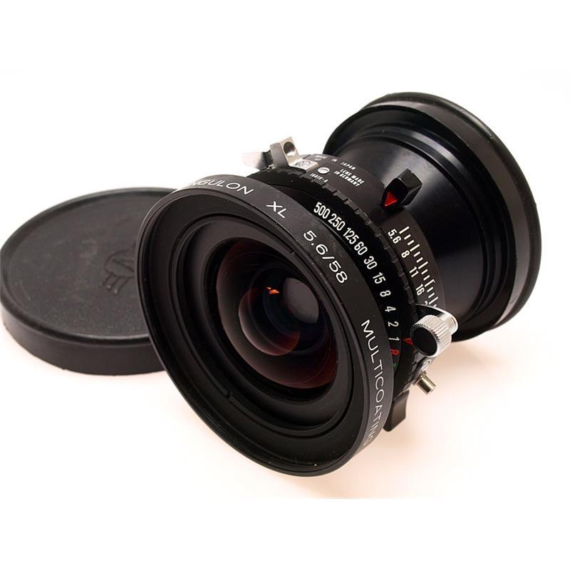 Schneider 58mm F5.6 Super Angulon XL Thumbnail Image 0