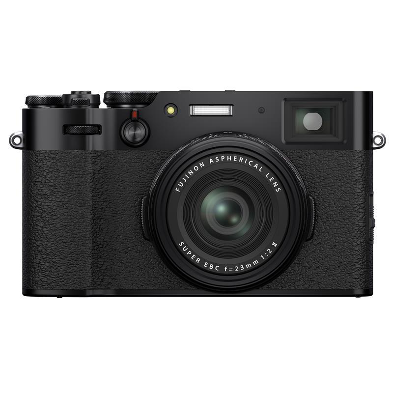 Fujifilm X100V - Black Thumbnail Image 0