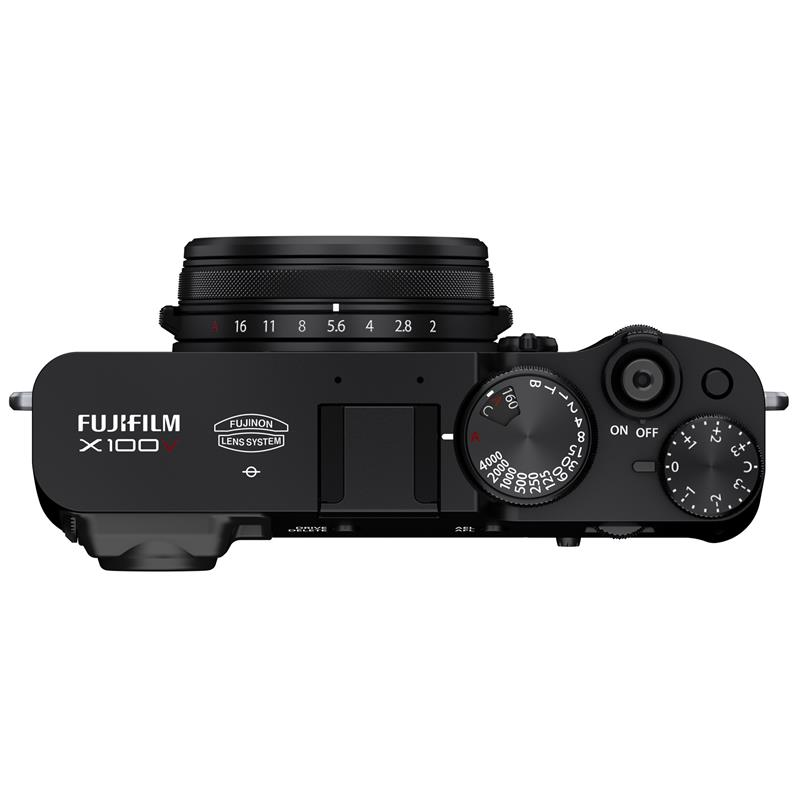Fujifilm X100V - Black Thumbnail Image 2