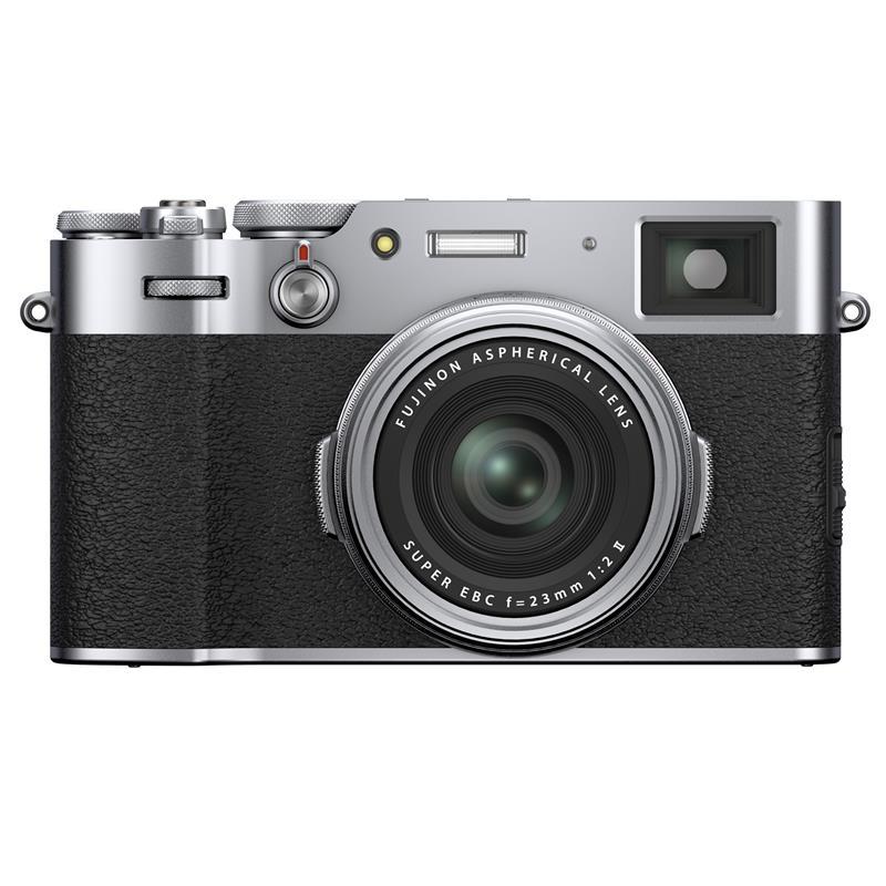 Fujifilm X100V - Silver Thumbnail Image 0