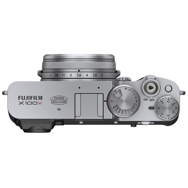 Fujifilm X100V - Silver Thumbnail Image 2