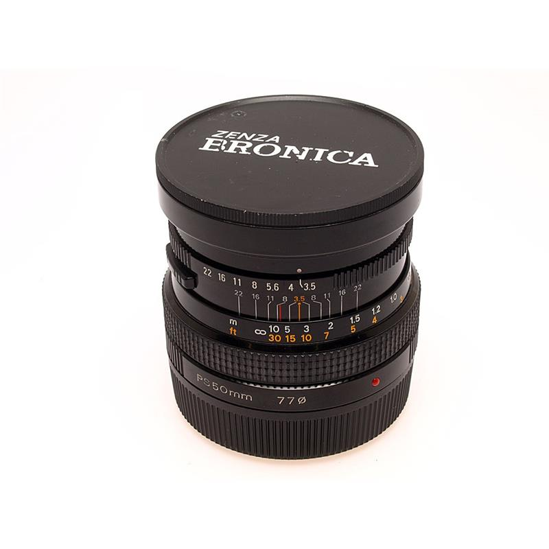 Bronica 50mm F3.5 PS Thumbnail Image 0